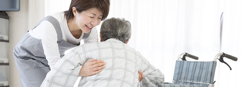 障がい者・高齢者イメージ