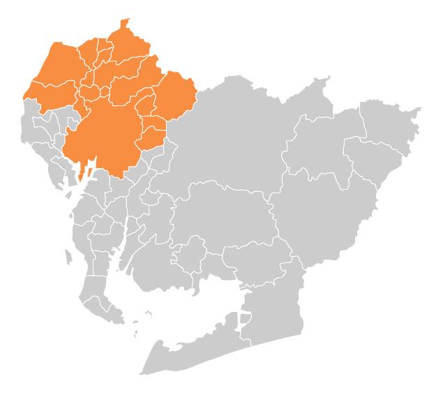 愛知県対応エリア